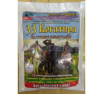 33 богатыря 1л микробиологический препарат