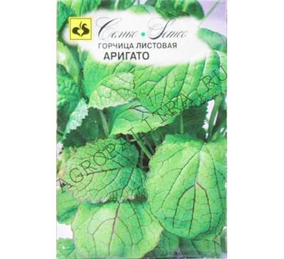 Горчица листовая Аригато, 1 г, Семко