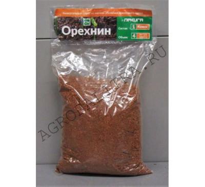 Кокосовый субстрат Орехнин, 320 г