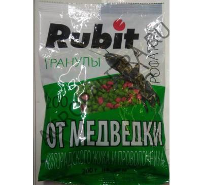 Рубит гранулы от медведки и др. 200 г