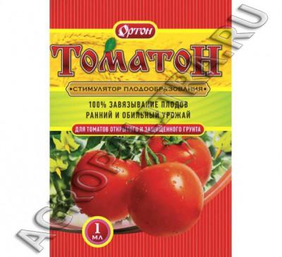 Томатон для роста урожая томатов 1 мл