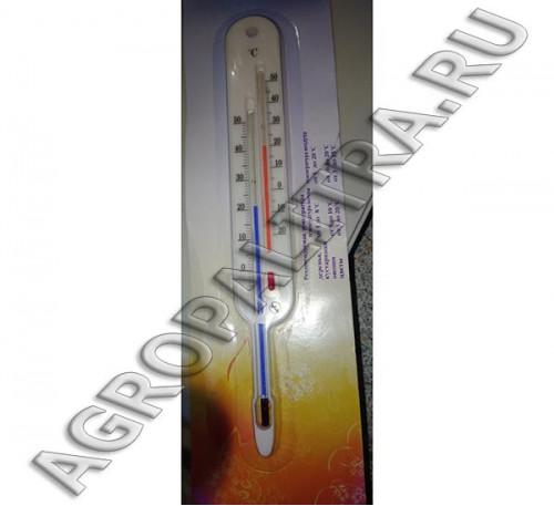 Термометр почвенный спиртовой