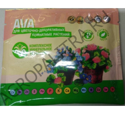 AVA 30 г комплексное минеральное удобрение