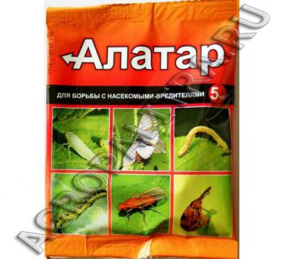 Алатар от насекомых вредителей 5 мл, 25 мл